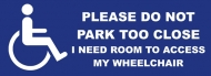 Disability / Mobility Car Parking